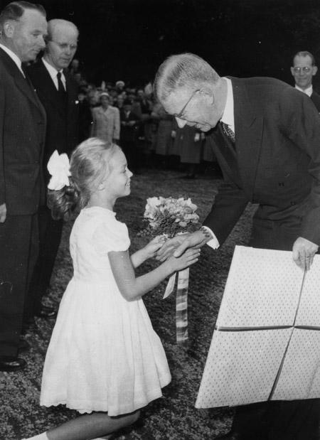 Eriksgata 1954